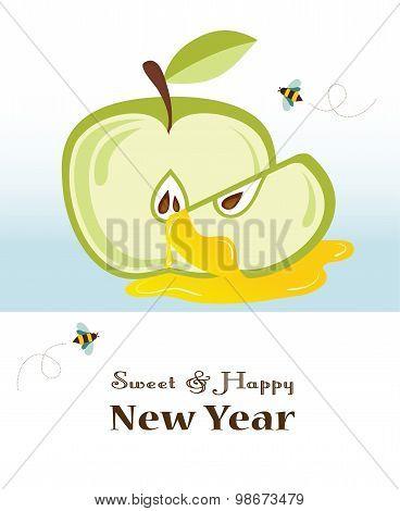 happy new year, rosh hashanah, jewish holiday