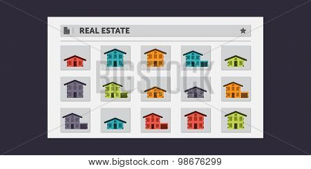 Real Estate Search Results