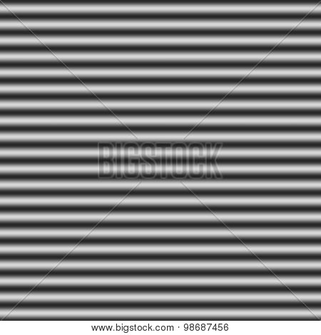 vector corrugated iron metal seamless background