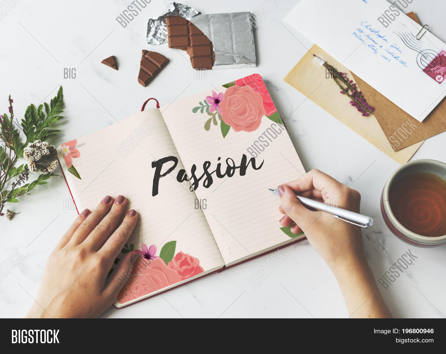 Passion Love Letter Image & Photo (Free Trial) | Bigstock