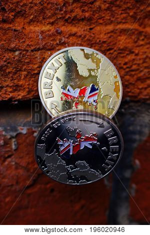 Gold And Silver Brexit