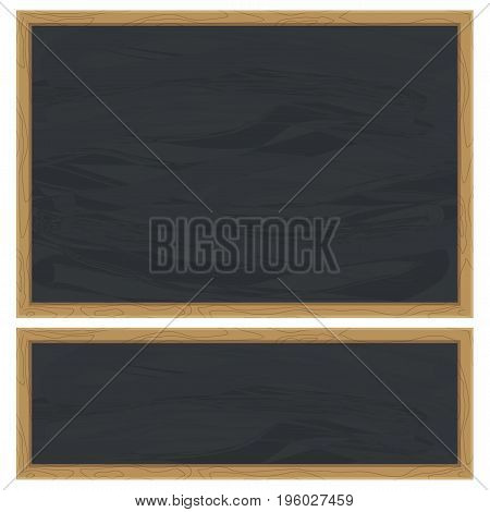 Black School Chalkboard