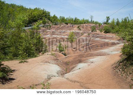 Ontario's Badlands