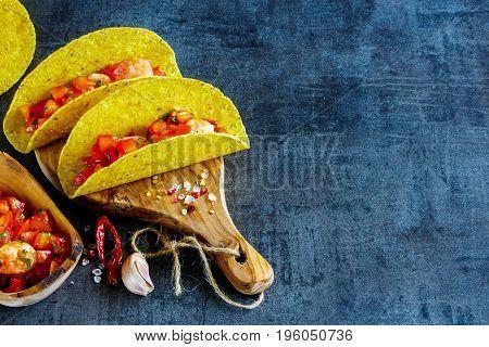 Mexican Cuisine Concept