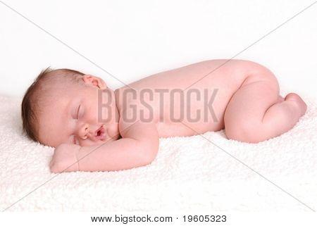 naked Nap boy