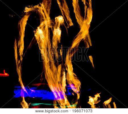 Gasoline Dance Carnival Light