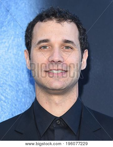LOS ANGELES - JUL 12:  Ramin Djawadi arrives for the Season 8 premiere of HBO's 'Game of Thrones' on July 12, 2017 in Los Angeles, CA