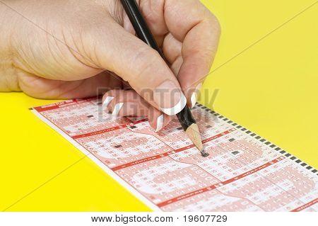 Filling Lottery Ticket