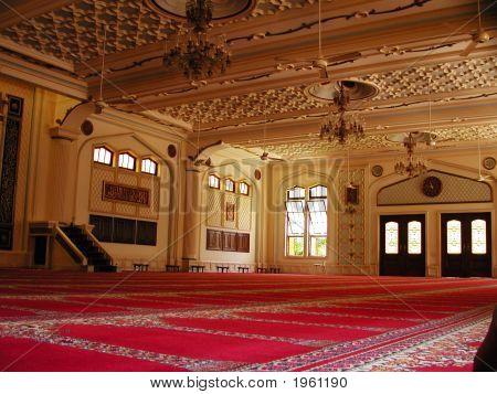 Juma Musjid Mosque Interior