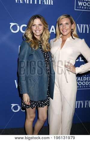 LOS ANGELES - July 17:  Brooklyn Decker, June Diane Raphael at the Oceana Presenst: Rock Under The Stars With Don Henley And Friends at the Private Residence on July 17, 2017 in Los Angeles, CA