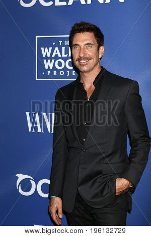 LOS ANGELES - July 17:  Dylan McDermott at the Oceana Presenst: Rock Under The Stars With Don Henley And Friends at the Private Residence on July 17, 2017 in Los Angeles, CA