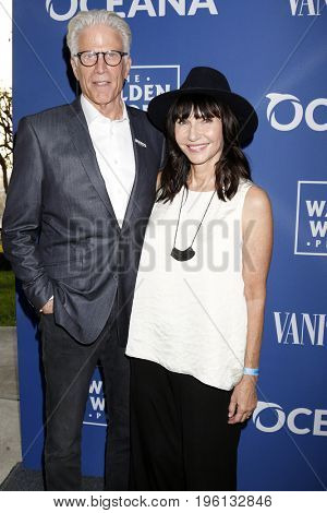 LOS ANGELES - July 17:  Ted Danson, Mary Steenburgen at the Rock Under The Stars With Don Henley And Friends at a Private Residence on July 17, 2017 in Los Angeles, CA