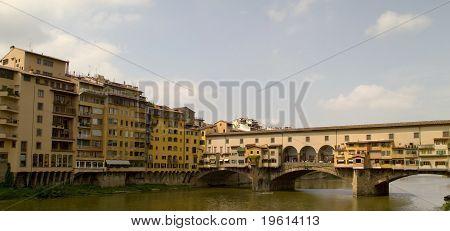 Ponte Veccio Florence Italy