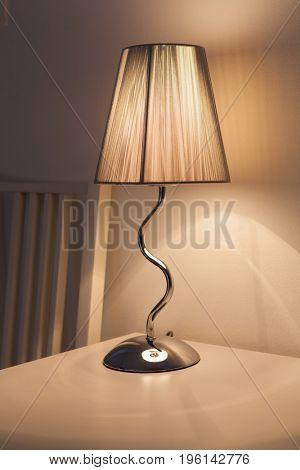 Elegant night lamp