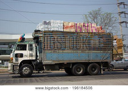 Private  Hino 500  Fc9J Cargo Truck