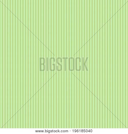 Pattern stripe seamless green and white colors. Vertical pattern stripe abstract background vector.