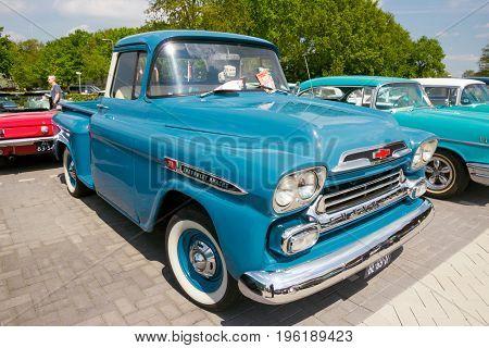 1959 Chevrolet Apache 3100 Pickup Truck