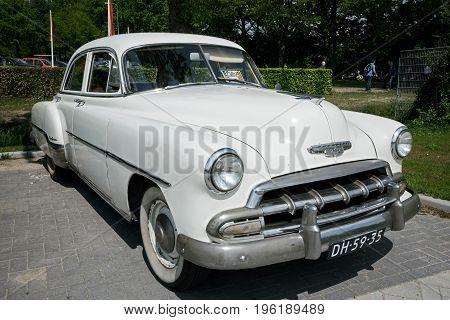 1952 Chevrolet Styleline Deluxe Classic Car