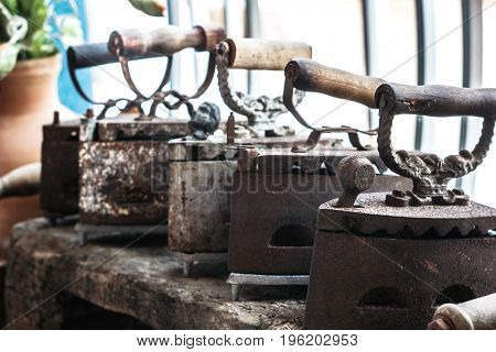 Diversity Vintage Irons