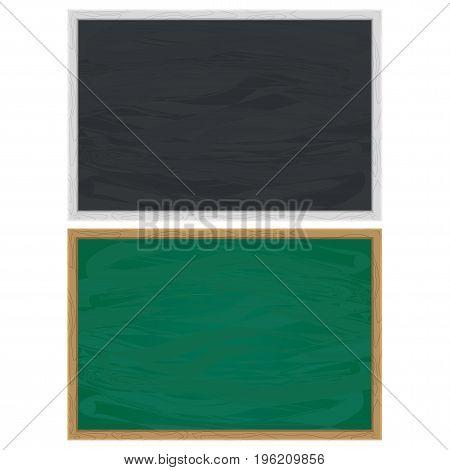 Black Green Chalkboard