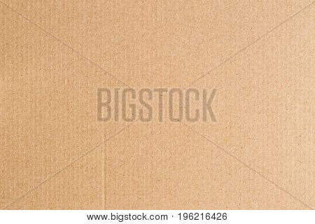 Brown paper box sheet abstract texture background