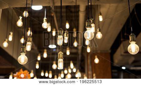 Light Bulbs For Interior Decoration