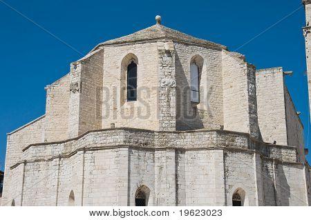 Cathedral of St. Maria Maggiore. Barletta. Apulia.