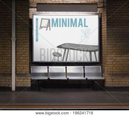 Home Interior Minimal Renovation Decor Design