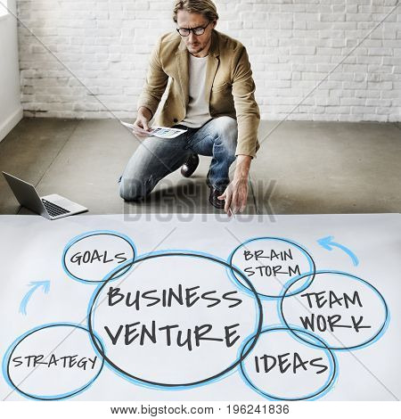 Business Investment Development Venture Market Expansion