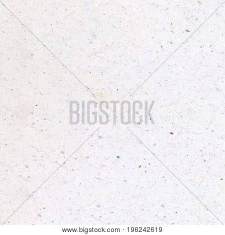 Recycled crumpled white paper texture background for business, education and communication concept design.