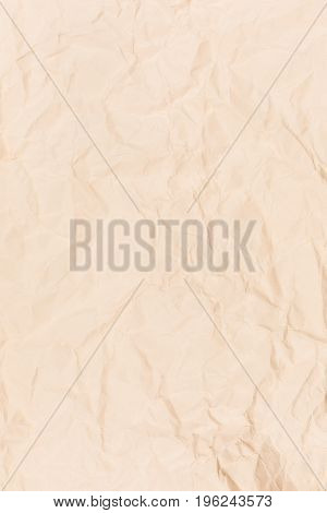 Blank Folded Paper Background