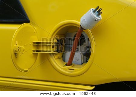 Electric Vehicle Gas Tank