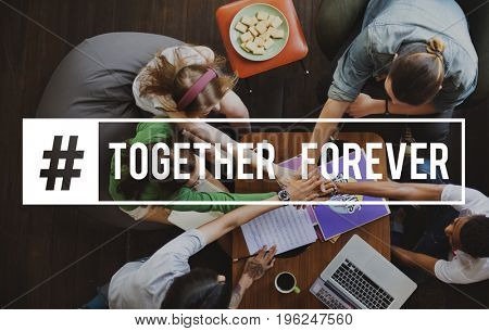 Together We Can Connection Friendship