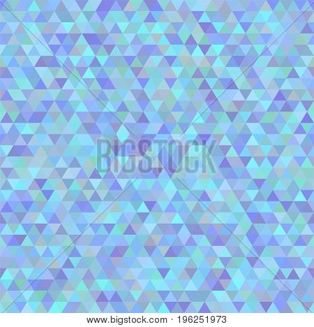 Polygonal Vector Triangular Shining Background. Modern Geometrical Abstract Seamless Pattern.