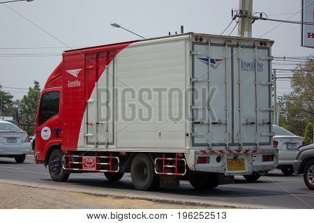Pickup Truck Of Thailand Post.