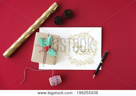 Have a Sparkling New Year Celebration Greeting Card
