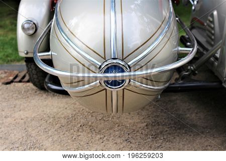 An image of a Motorcycle Sidecar - Bad Pyrmont/Germany - 07/08/2017
