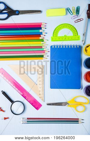 Items For School And Tablet