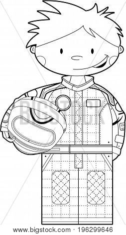 Colour In Racing Driver