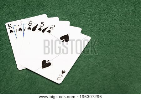 Poker Hands - Flush