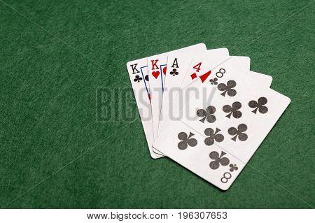 Poker Hands - One Pair
