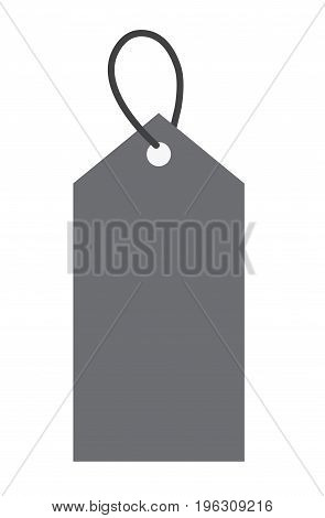 price tag icon on white background. price tag sign. flat style design.