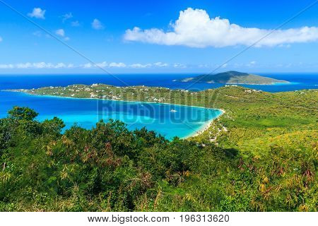 St Thomas,United States Virgin Islands. Magens Bay