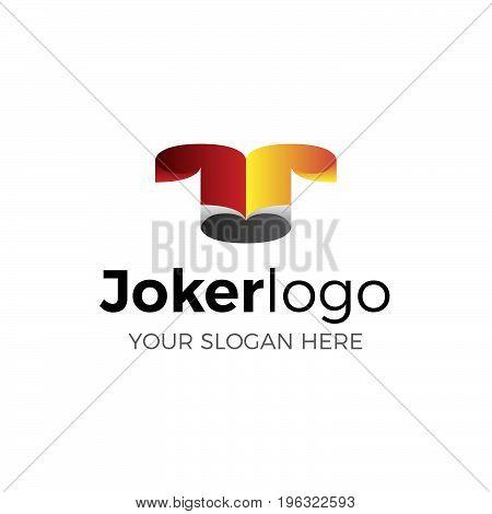 Joker Logo. Logo template for your business