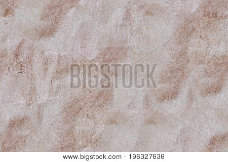 Seamless Crumpled, Grungy Paperbag Background