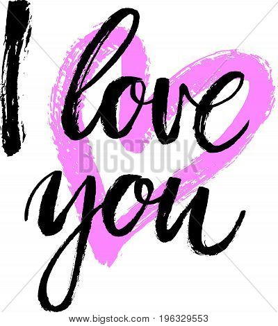 I Love You Card