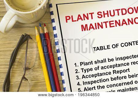 Plant Maintenance Turnaround