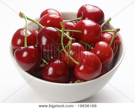 cup of cherries