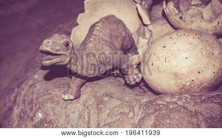 dinosaur sculpture huge animal model for learn