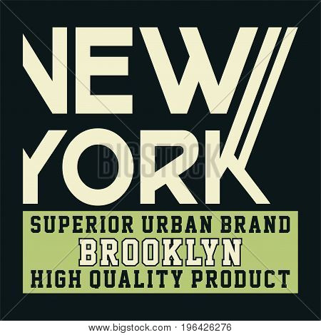graphic design new york superior urban brooklyn for shirt and print
